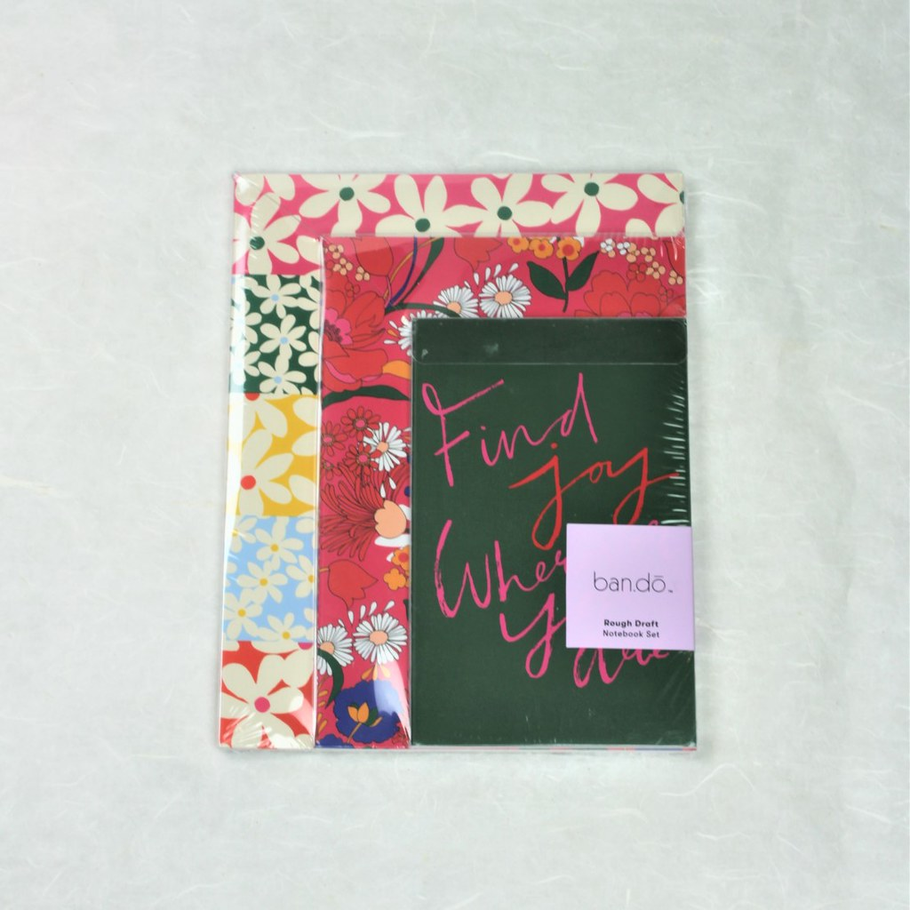 Find Joy Notebook Set - Bando - Coco and Duckie