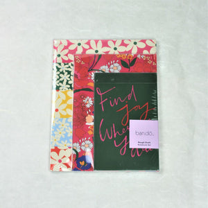 Rough Draft Notebook Set | Find Joy - Coco and Duckie
