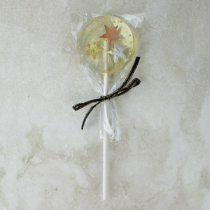 Night Stars with Champagne Artisan Lollipop