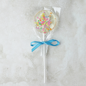 Celebration Sparkle Lollipop - Coco and Duckie