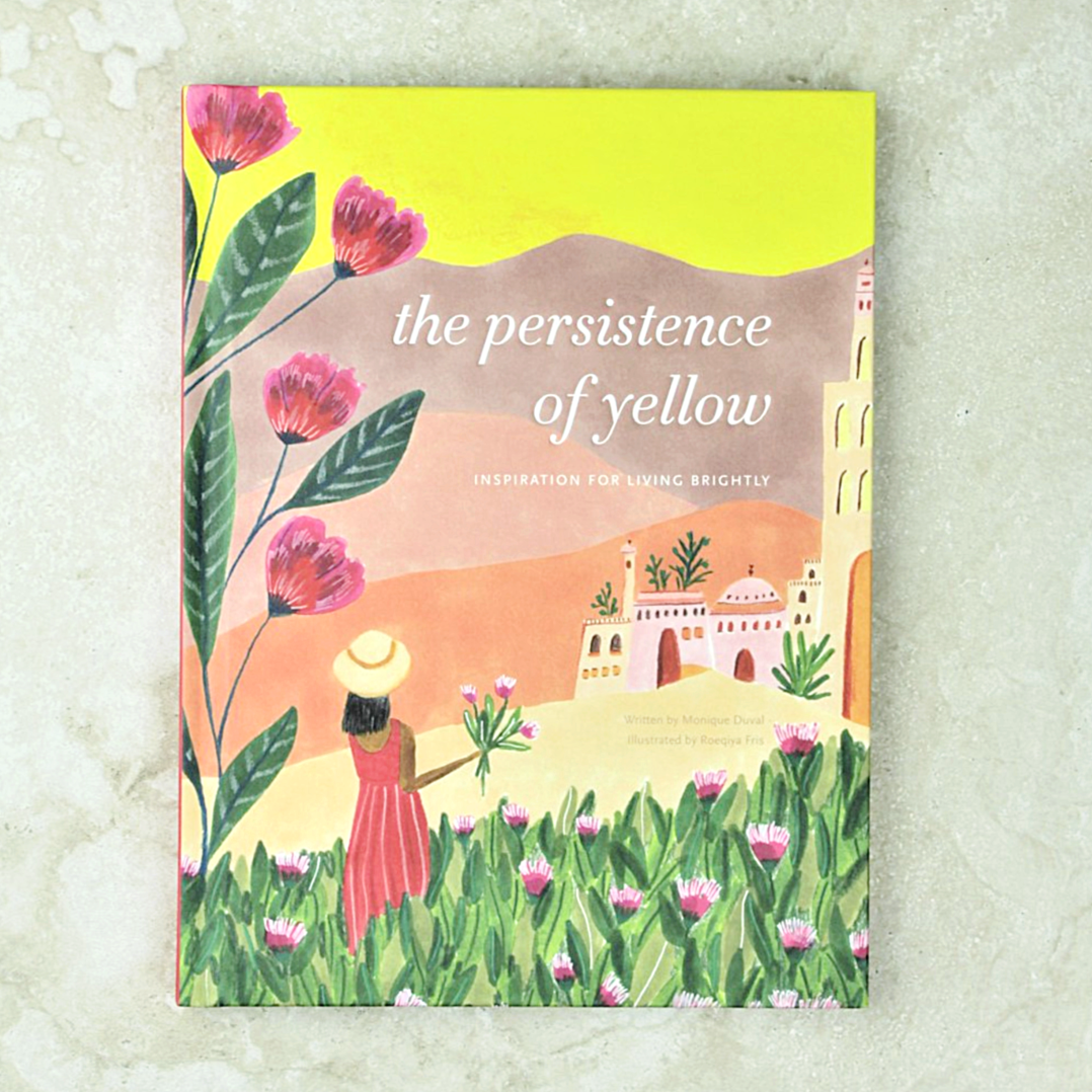 The Persistence of Yellow | Gift Book - Coco and Duckie