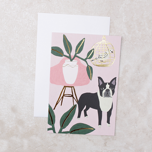 Dog + Bird  Note Cards - Compendium - Coco and Duckie