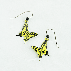 Admiral Butterfly Earrings - Coco and Duckie