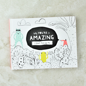 Why You're So Amazing | Gift Book - Coco and Duckie