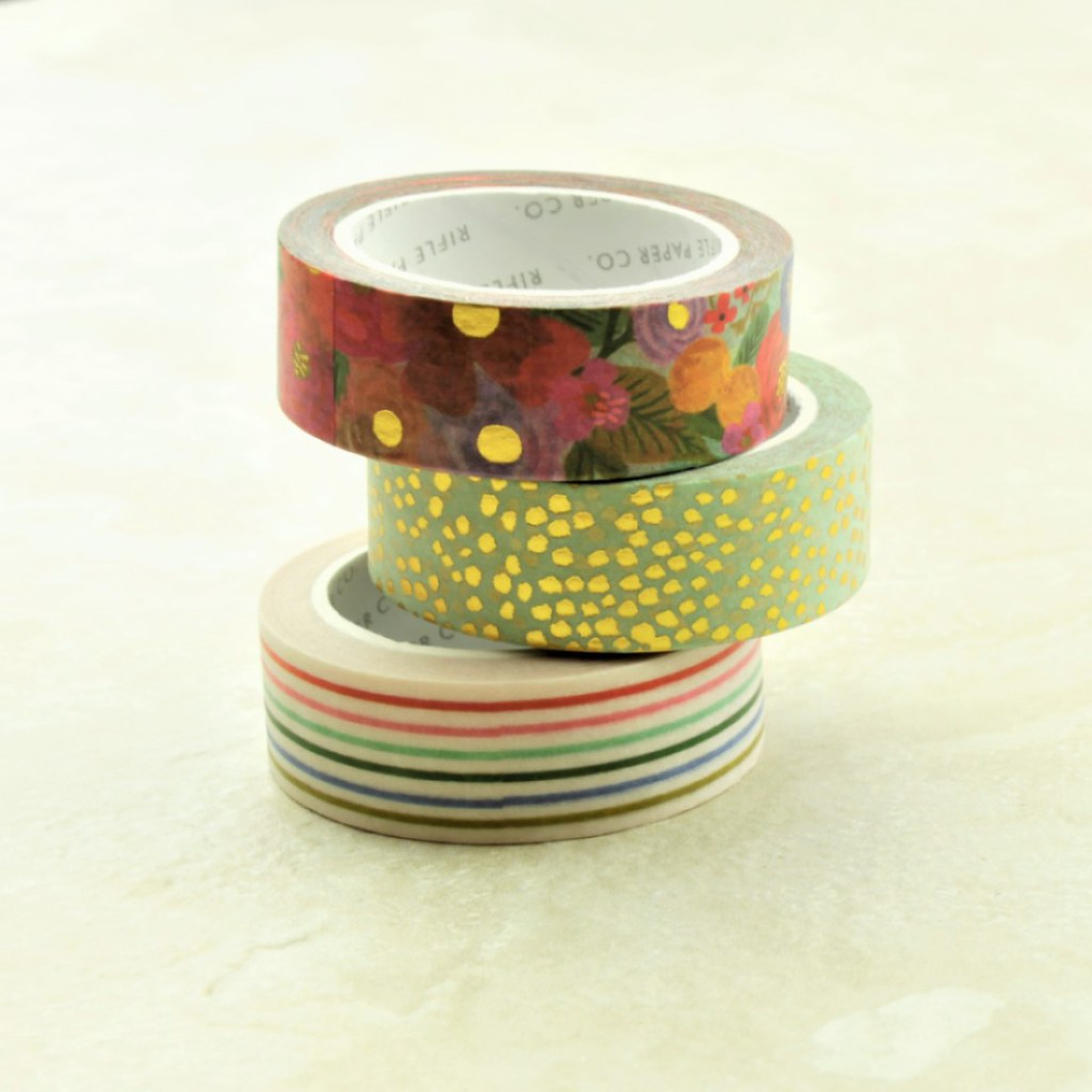Garden Party Paper Tape - Coco and Duckie