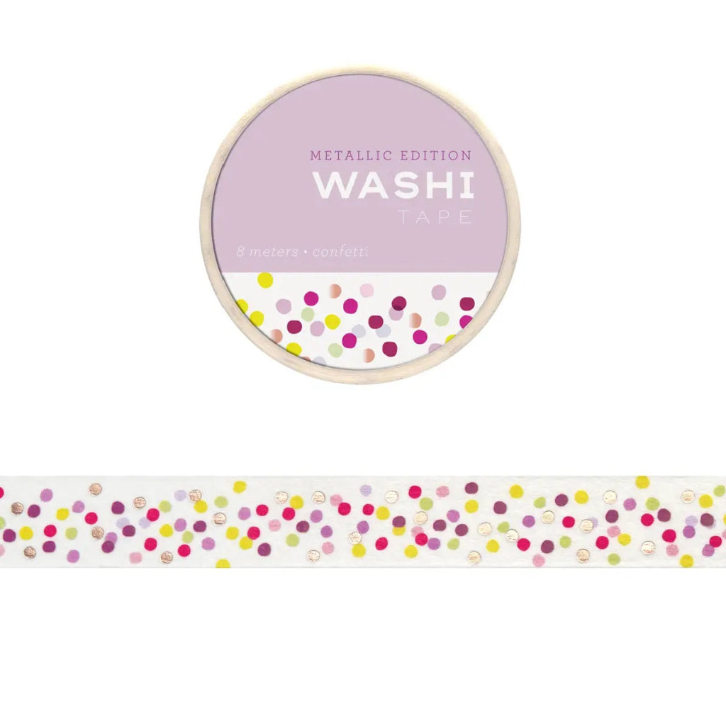 Confetti Washi Tape - Girl of All Work - Coco and Duckie