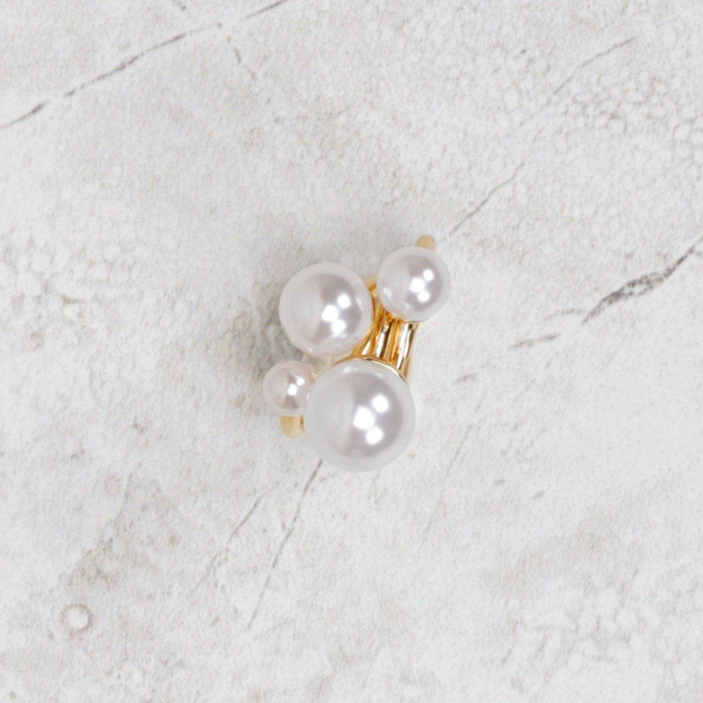 Pearl Paradise Ring Set - PL By Peter Lang - Coco and Duckie