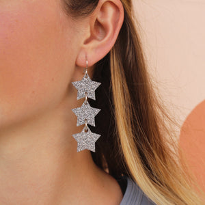 Anna Earrings | Silver - Coco and Duckie
