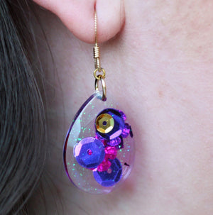 Georgia Earrings | Kaleidoscope - Coco and Duckie