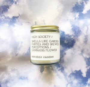 High Society Candle - Coco and Duckie