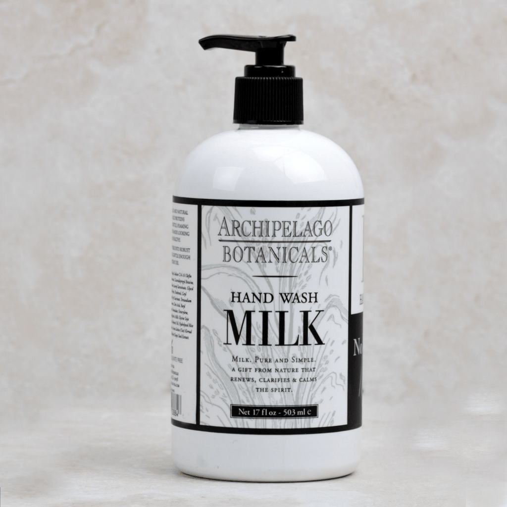 Milk | Archipelago Hand Wash - Archipelago Botanicals - Coco and Duckie
