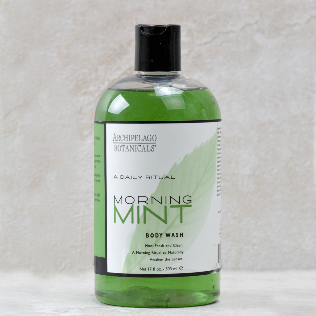 Morning Mint | Archipelago Body Wash - Coco and Duckie
