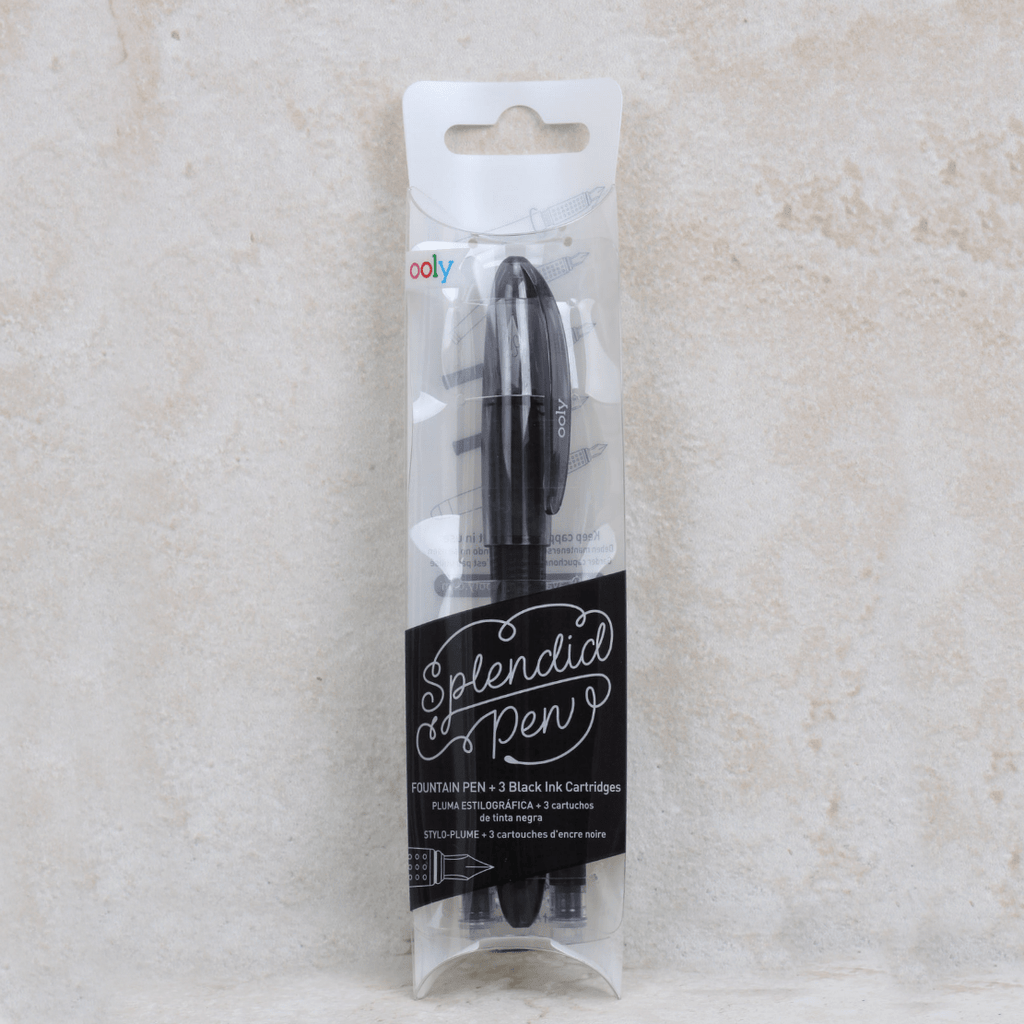 Splendid Fountain Pen - Ooly - Coco and Duckie