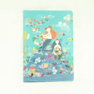 Mermaid Island Notebook