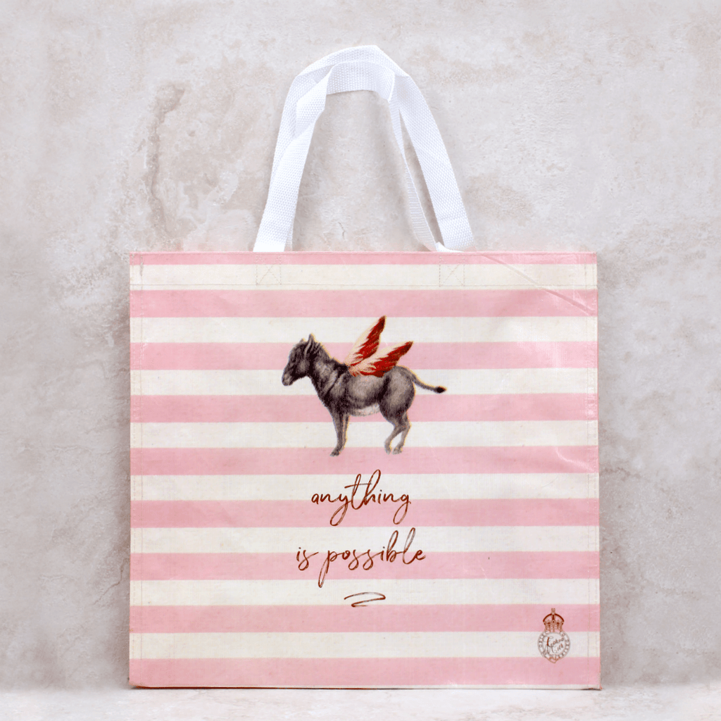 Anything is Possible Tote | Large - TokyoMilk - Coco and Duckie