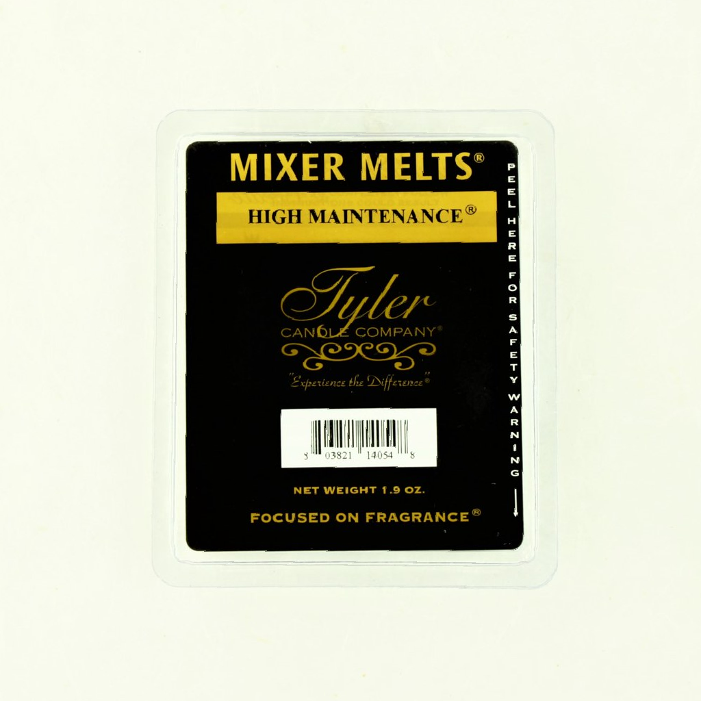high maintenance mixer melts - tyler candle company - cocoandduckie.com