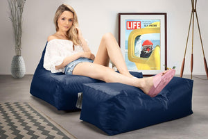 Lounger Sitzsack Outdoor