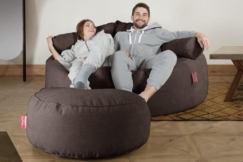 Mega-Mammoth Sofa XXL