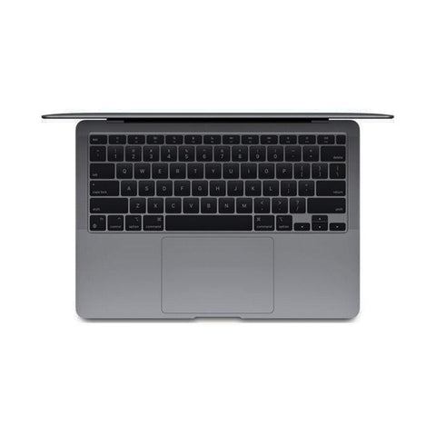 "Image of Apple MacBook Air 2020 Apple M1 Chip 8-Core 16GB RAM 512GB SSD 13.3"" 8- Core GPU Touch ID Space Gray - 961souq.com"