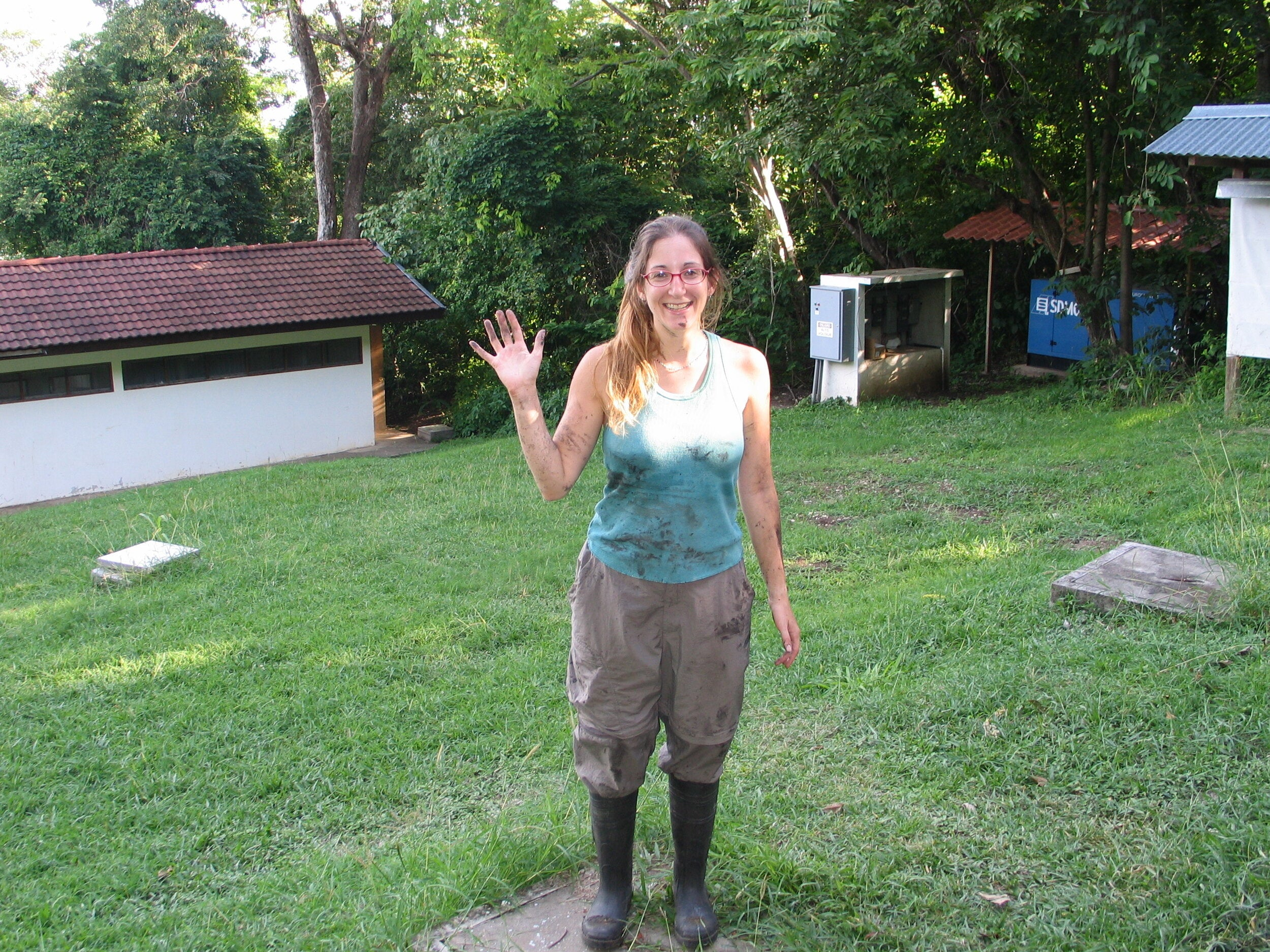 A day in the life as a field biologist
