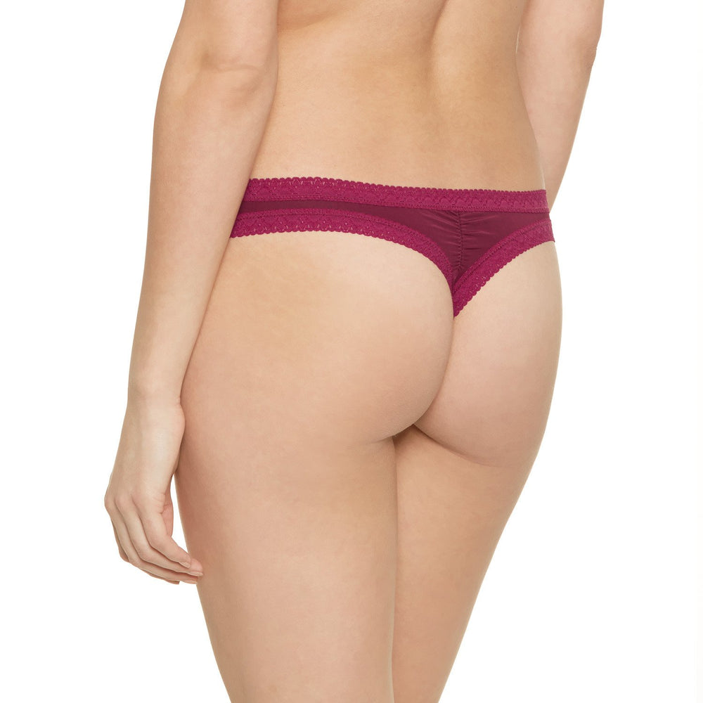 Pretty Little Panties - Bordeaux - MAX & ME SPORT