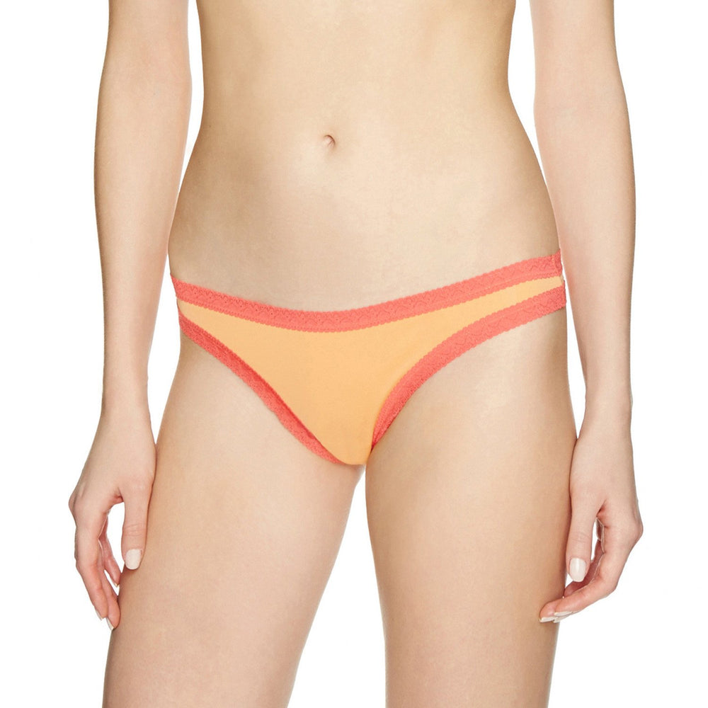Pretty Little Panties - microfiber thong panties - marmalade - Blush Lingerie - Max and Me Sport
