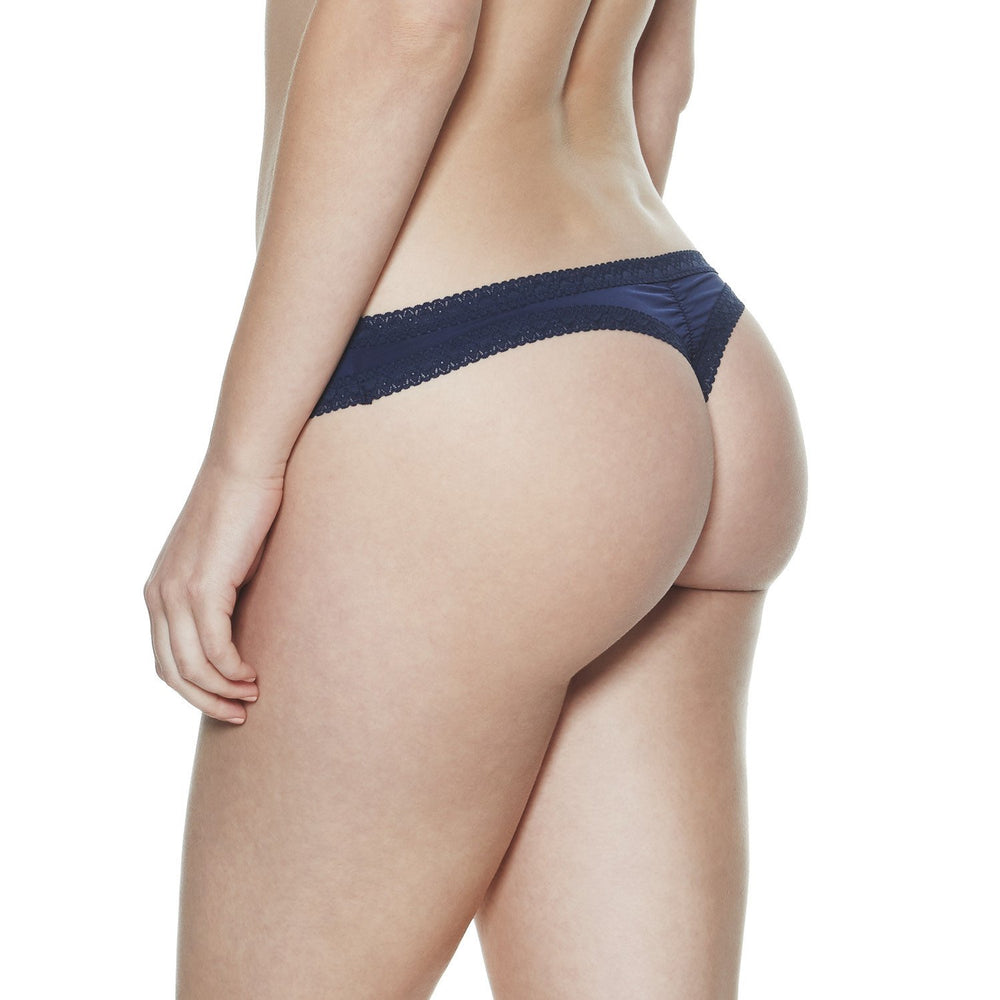 Load image into Gallery viewer, Pretty Little Panties - Navy - MAX & ME SPORT