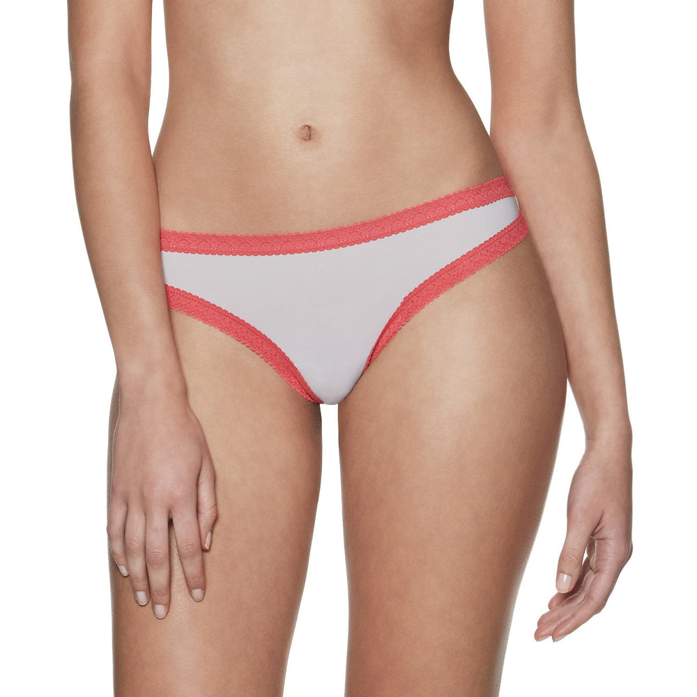 Pretty Little Panties - microfiber thong panties - sparrow - Blush Lingerie - Max and Me Sport