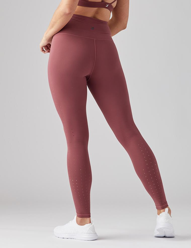 Load image into Gallery viewer, Amp Legging - Oxblood - MAX & ME SPORT