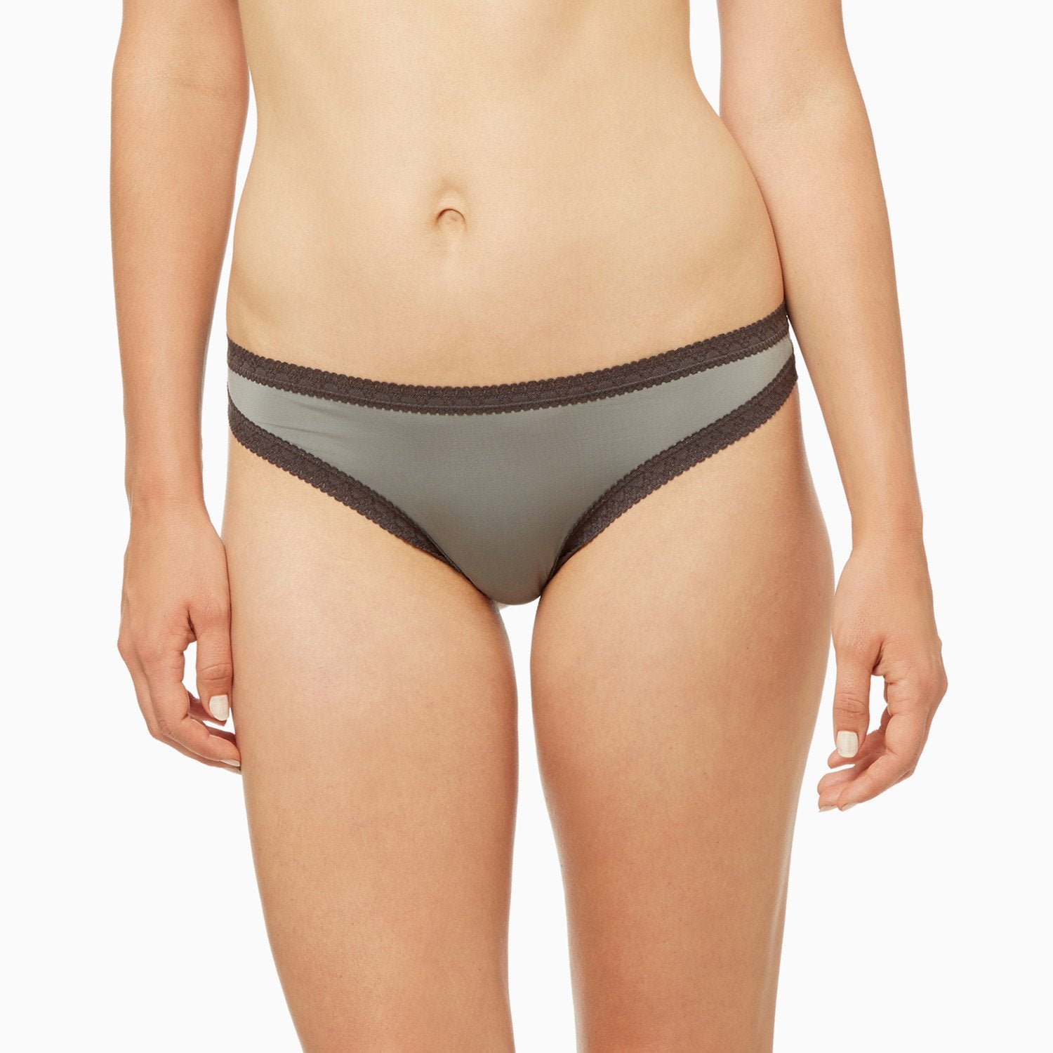 Pretty Little Panties - Charcoal
