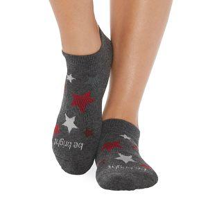 BE BRIGHT LUNA Grip Socks - Spice