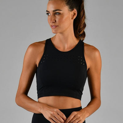 Spirit Crop Top - MAX & ME SPORT