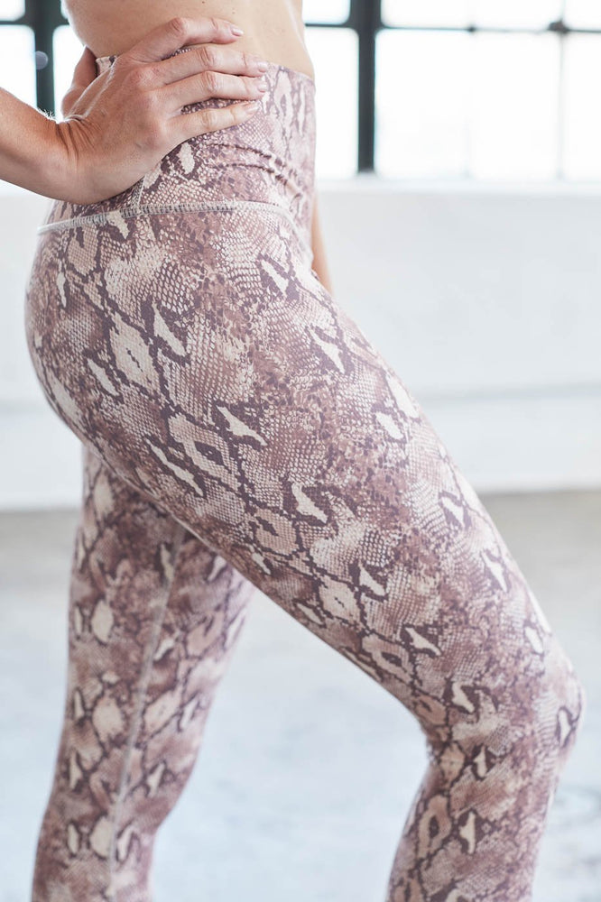 Load image into Gallery viewer, Brick Reptile Legging - DYI Clearance