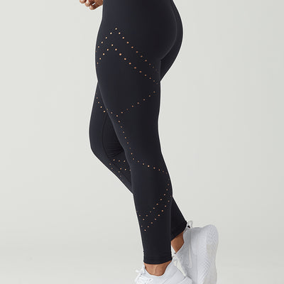 Dash Legging - Black - MAX & ME SPORT