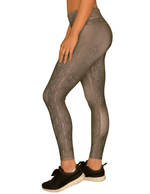 Python Gray Legging - WITH Clearance