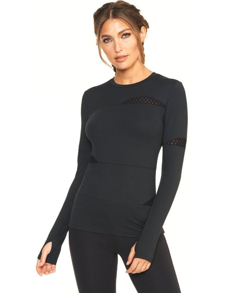 Camille Long Sleeve - MAX & ME SPORT