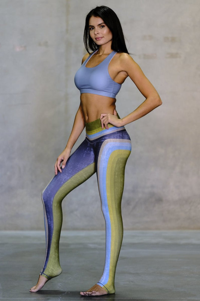 Load image into Gallery viewer, Laverne Barefoot Legging - MAX & ME SPORT