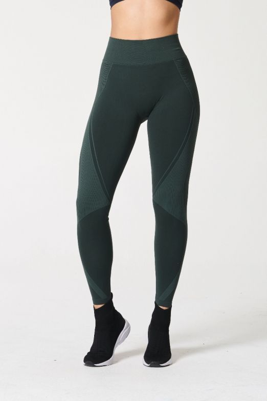 Maya Legging - Deep Forest