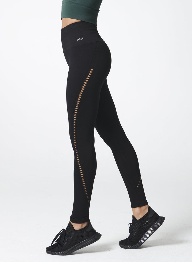 Contour Legging - Black - NUX New Arrivals
