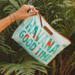 Havana Clutch - Pura Vida Pouches/Clutches