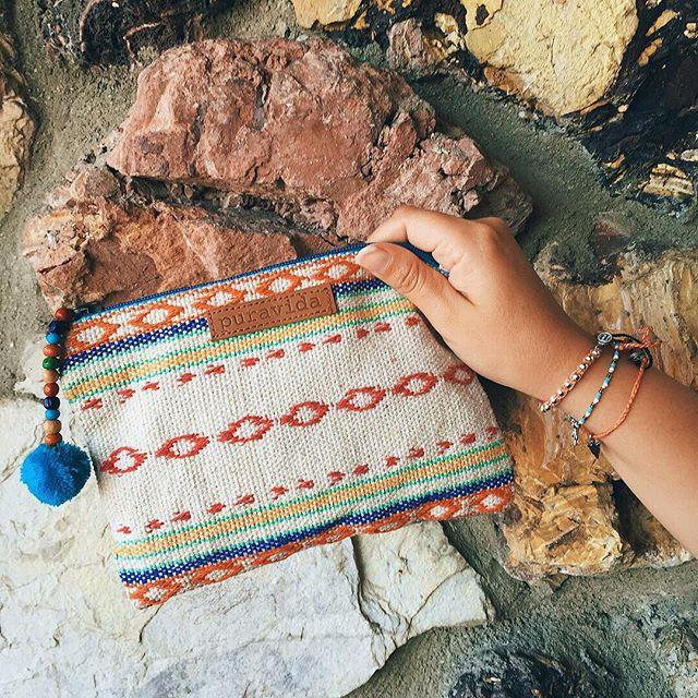 Load image into Gallery viewer, Wanderer Pouch - Pura Vida Pouches/Clutches