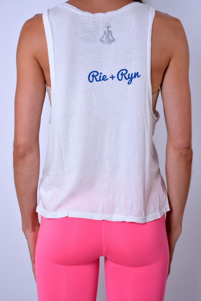 Load image into Gallery viewer, Surfer Girl Muscle Tank - rie+ryn Clearance