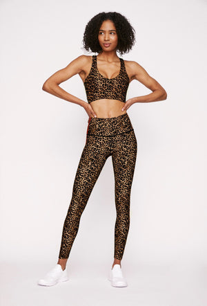 Real Cheetah Reversible Legging - WITH Leggings