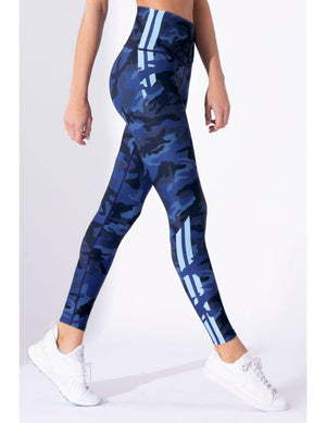 Load image into Gallery viewer, Twilight Camo High Waist Legging - MAX & ME SPORT