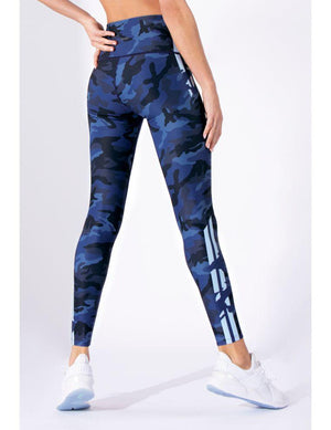 Twilight Camo High Waist Legging - MAX & ME SPORT