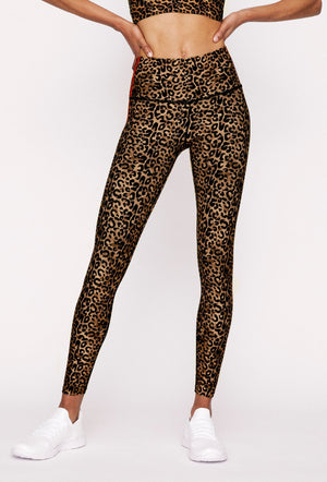 Load image into Gallery viewer, Real Cheetah Reversible High Waist Legging