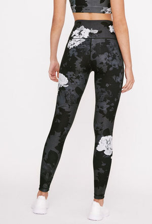 Black Scarlet Reversible Legging - WITH Leggings