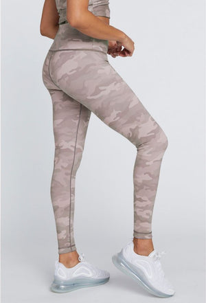 Truffle Camo Reversible Legging - WITH New Arrivals