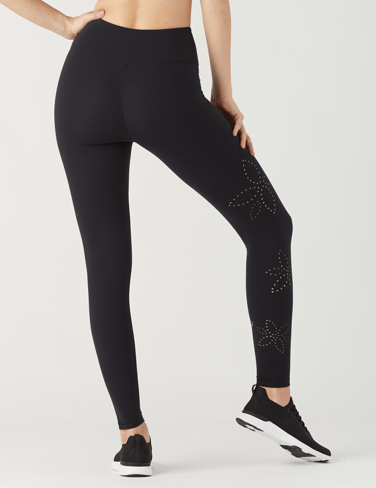 Load image into Gallery viewer, Bloom Legging - Black - MAX & ME SPORT