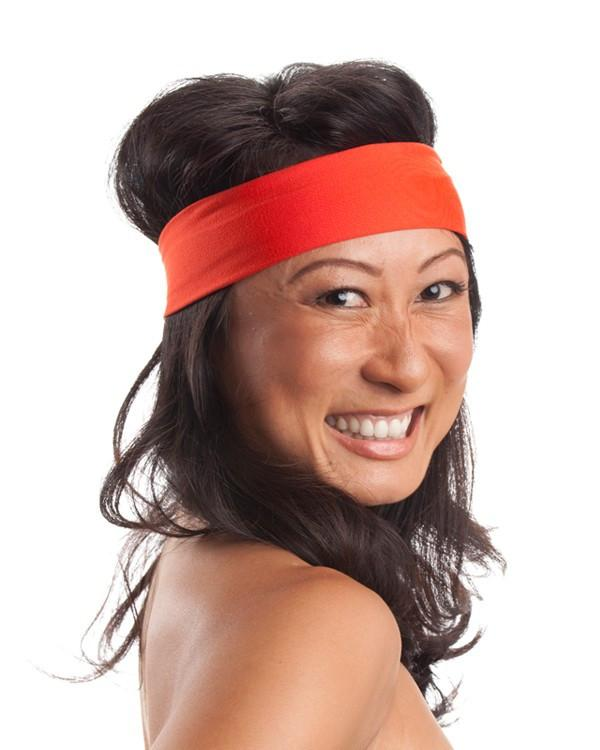 Load image into Gallery viewer, CAPTURE THE FLAG Performance Headband - MAX & ME SPORT